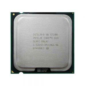 CPU Intel E7200 TRAY 2.53GHZ