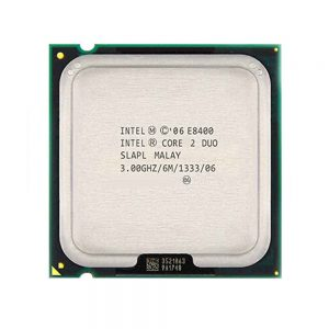 CPU Intel E8400 TRY