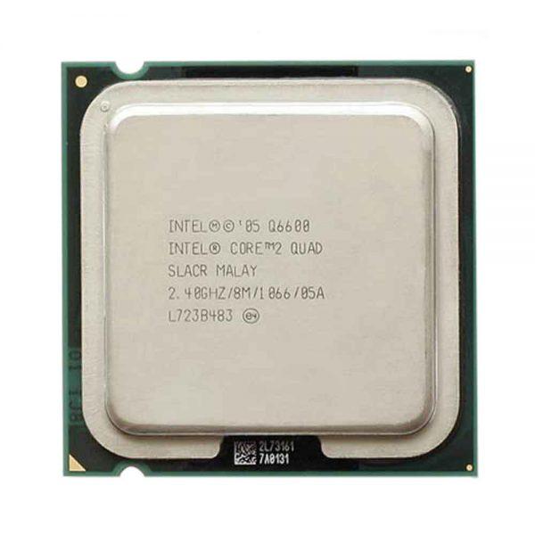 CPU Intel Q6600 TRY
