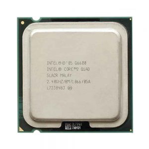 CPU Intel Q6600 TRY