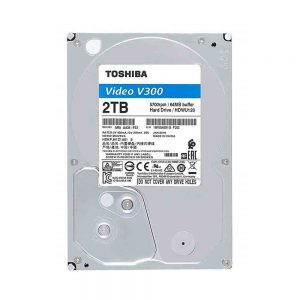 HDD Toshiba Video 2TB 5700rpm 64MB V300