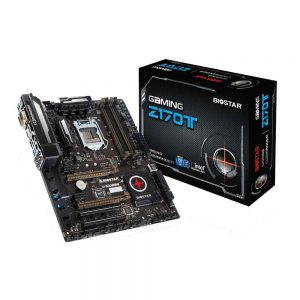 M.B Biostar Gaming Z170T Used