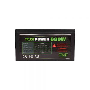 Power Trust 680w Real