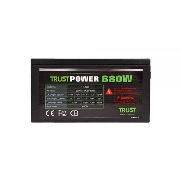 Power Trust 680w Real