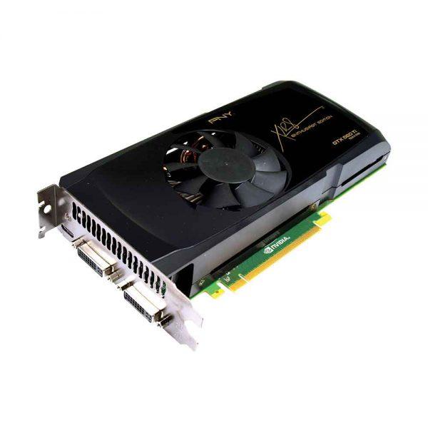 Used VGA PNY GTX560Ti 1GB GDDR5