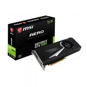 VGA Msi AERO Geforce GTX 1080 8GB