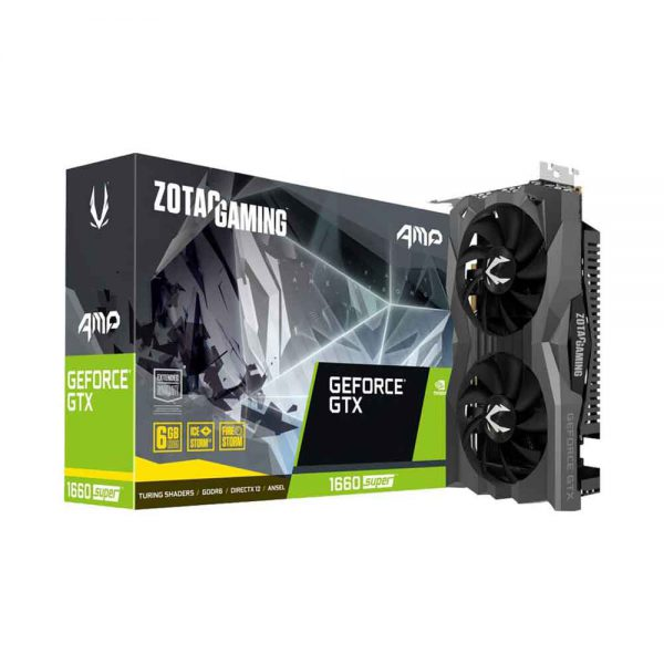 VGA ZOTAC Geforce GTX 1660 SUPER 6GB 192BIT GDDR6