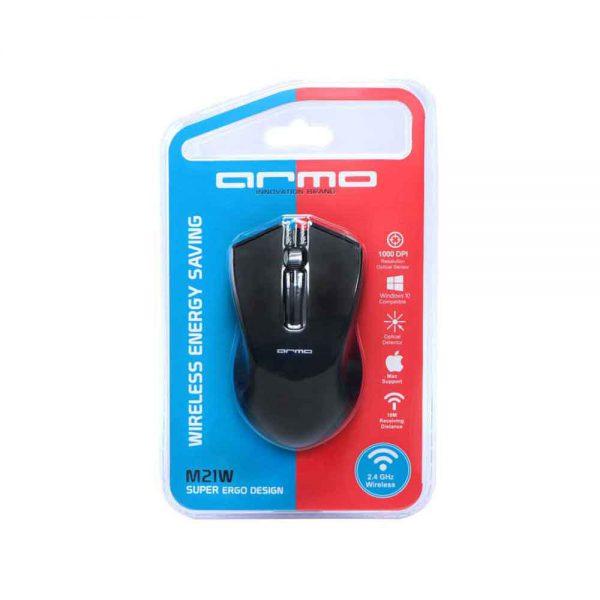Armo Wireless Mouse M21W