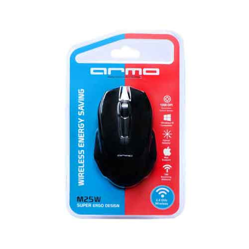 Armo Wireless Mouse M25W