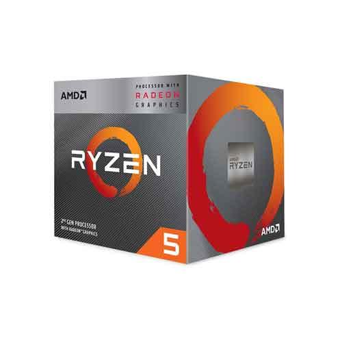CPU AMD Ryzen 5 3400G
