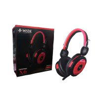 Gaming Stereo Headphone MISDE X6