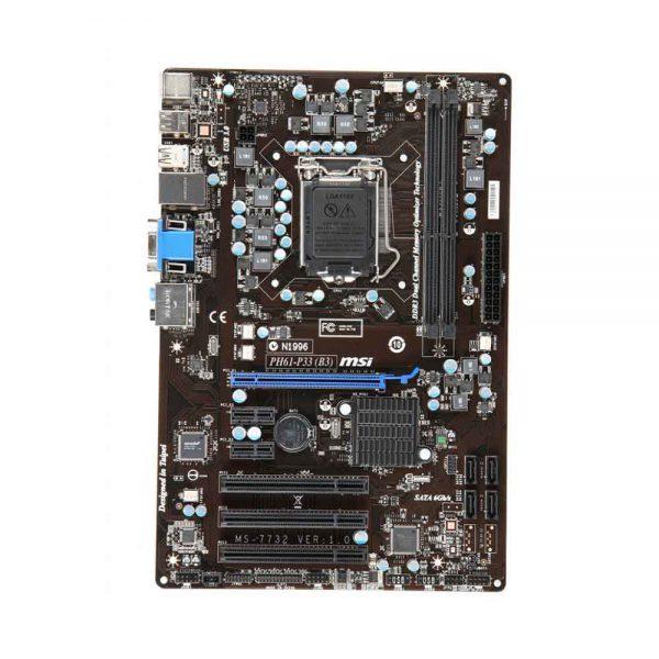 M.B MSI PH61-P33 LGA 1155