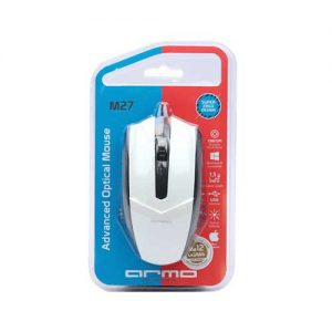Mouse Armo M27 White
