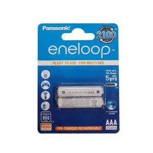 Panasonic eneloop Rechargeable BK-4MCCE AAA Batery