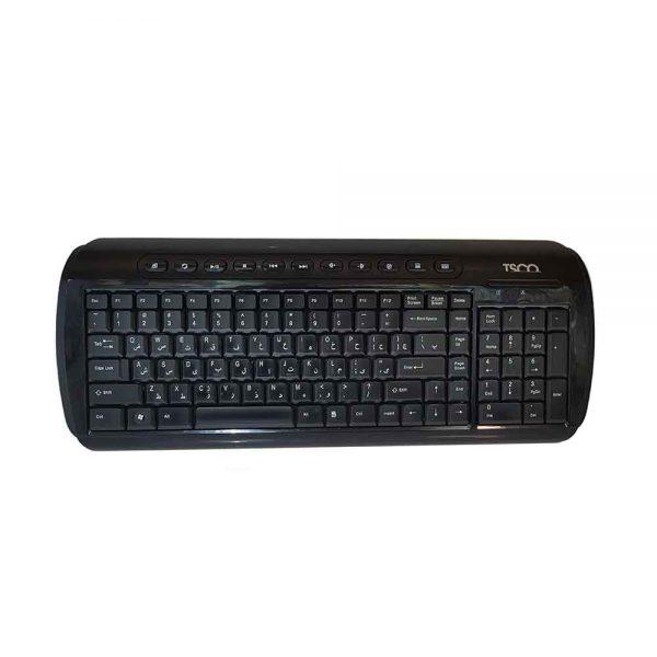 Used TSCO USB Keyboard TK8150