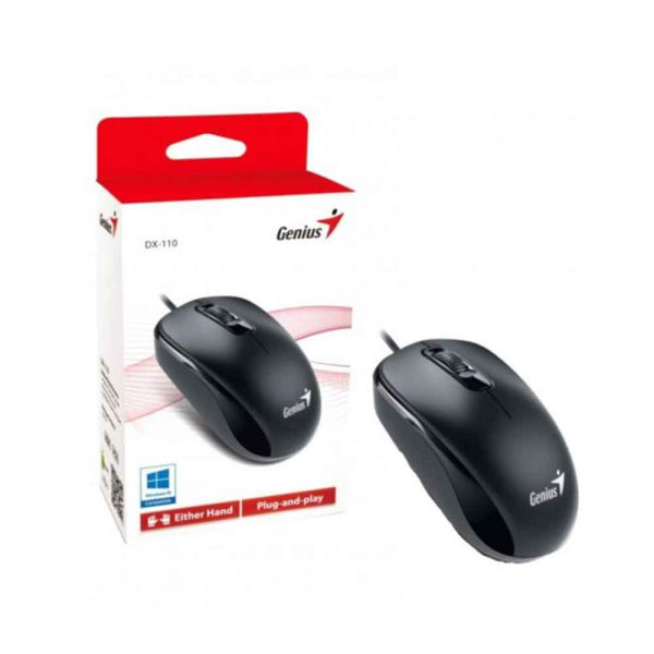 Wired Genius Mouse DX-110