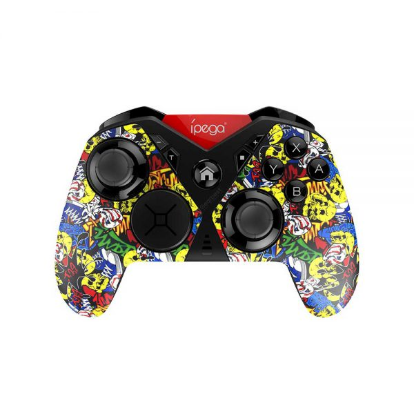 iPEGA PG-SW001 Bluetooth Gamepad Wireless Game Controller Joystick for Android N-Switch - ACU Camouflage