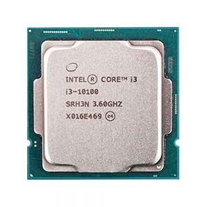 CPU Intel Core i3-10100F 3.6GHz Tray