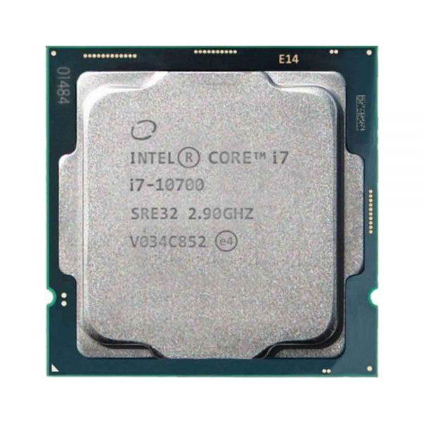CPU Intel Core i7-10700 2.9GHz LGA 1200 Tray