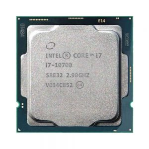 CPU Intel Core i7-10700 2.9GHz LGA 1200 Tray