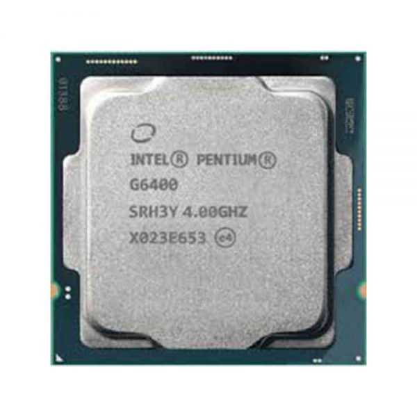 CPU Intel Pentium G6400 4.0GHz Tray
