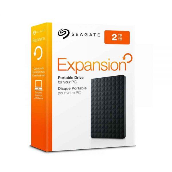 H.D.D Ext Seagate Expansion 2TB