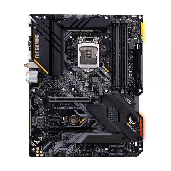 M.B Asus TUF Gaming Z490-Plus