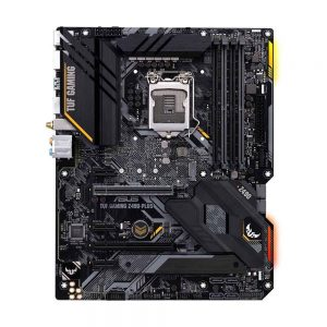 M.B Asus TUF Gaming Z490-Plus