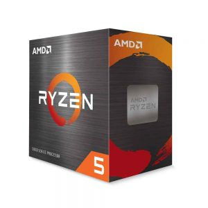 CPU AMD RYZEN 5 5600X