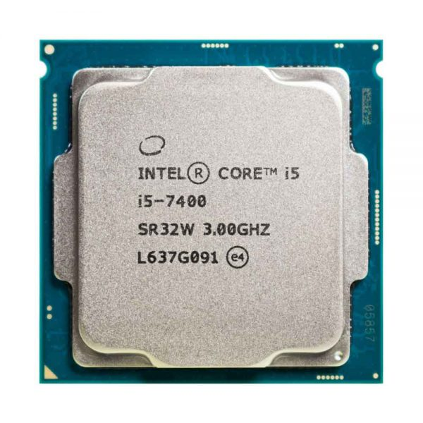 CPU intel Core i5 7400 Tray 3.0GHZ LGA 1151