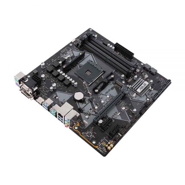 M.B Asus AMD Prime B450M-A