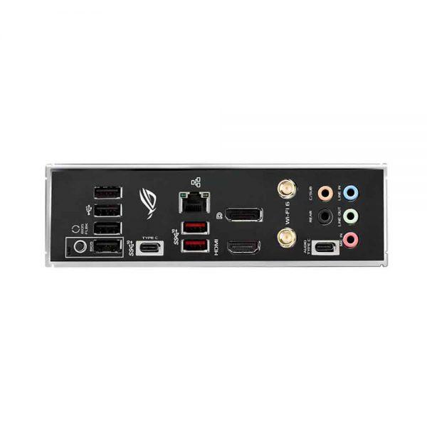 M.B Asus ROG STRIX B550-E Gaming