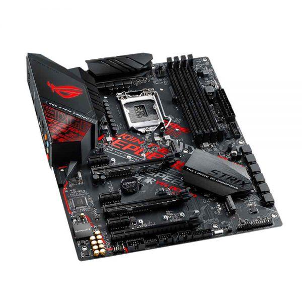 M.B Asus ROG Strix Z390-H Gaming