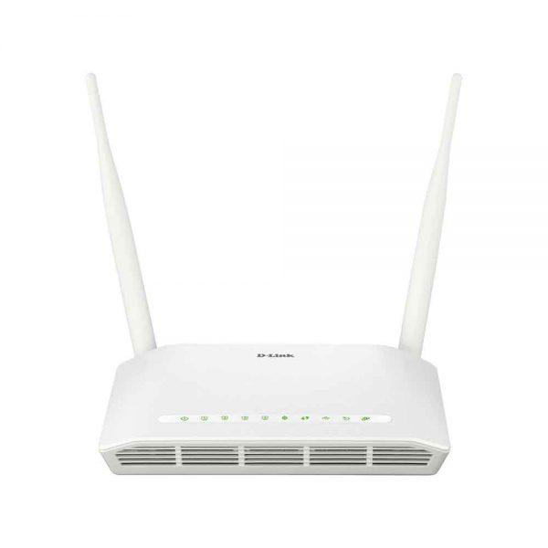 Modem ADSL D-Link DSL-2750u