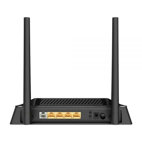 Modem D-Link 300Mbps Wireless N VDSLADSL DSL-224