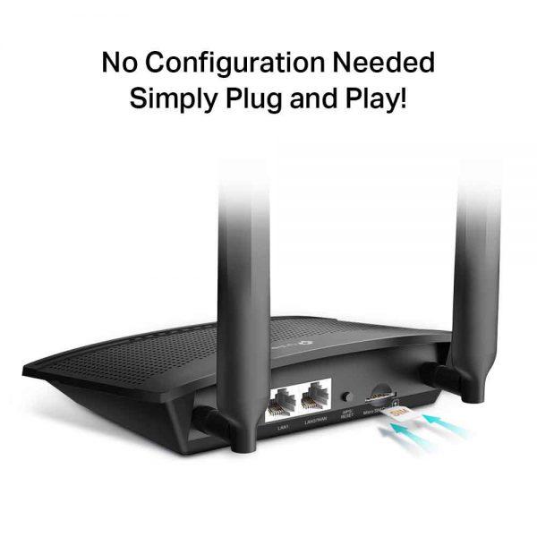 Modem TP-link 4G LTE Router TL-MR100