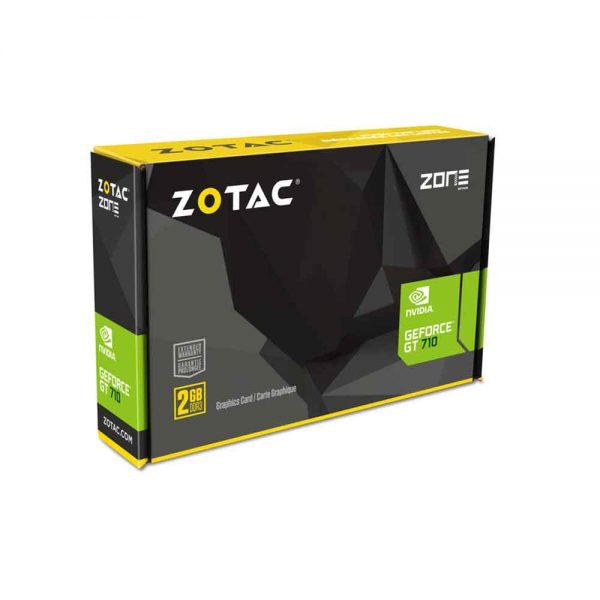 ZOTAC GT 710 ZONE Edition 2GB 64BIT DDR3 VGA