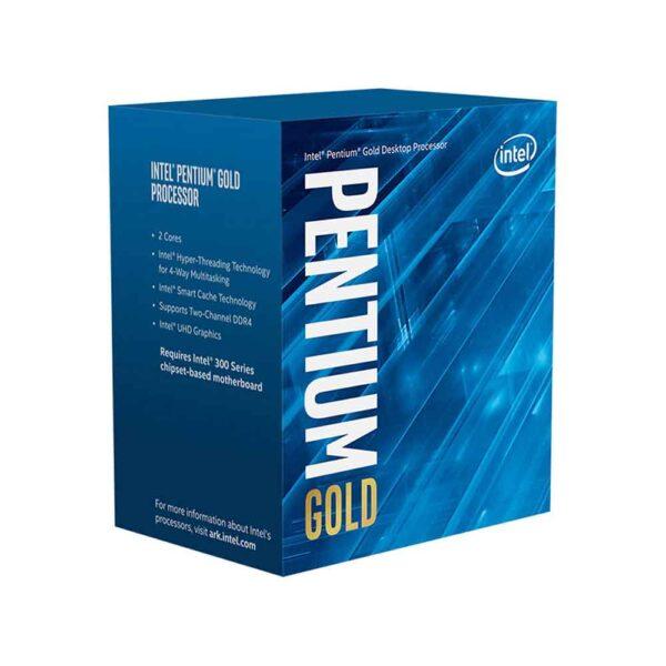 Intel® Pentium® G6400 CPU