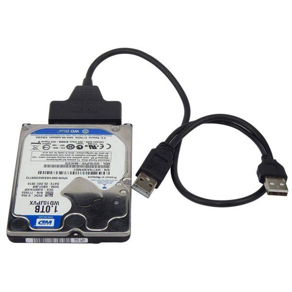 USB 2.0 Cloning Adapter 2.5