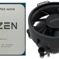 CPU AMD RYZEN 5 PRO 4650G Tray | پردازنده آي ام دي