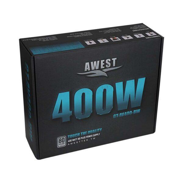 Power AWEST 400W GT-AV400-BW | پاور اوست