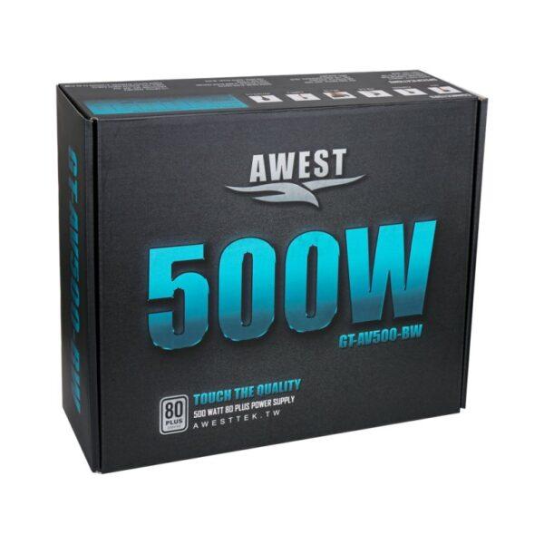 Power AWEST 500W GT-AV500-BW | پاور اوست