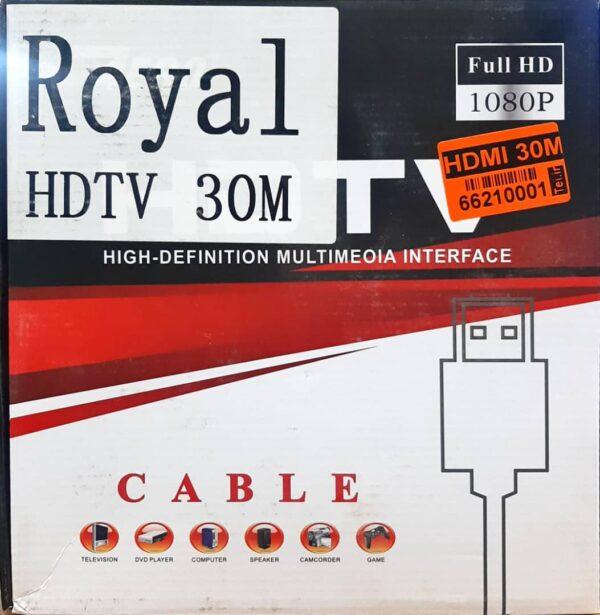 HDMI Royal 30M