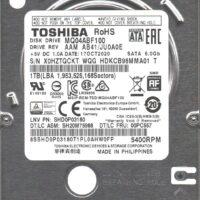 هارد دیسک اینترنال توشیبا مدل MQ04ABF100