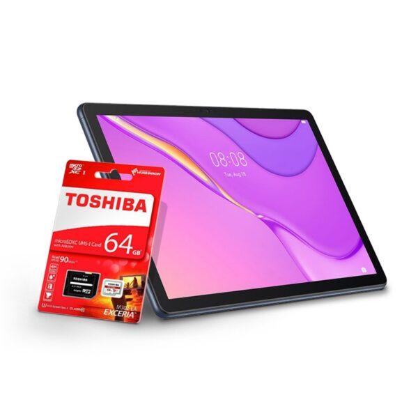 تبلت هوآوی مدل MatePad T10s ظرفیت 32 رم 2 گیگ + کارت حافظه 64گیگ