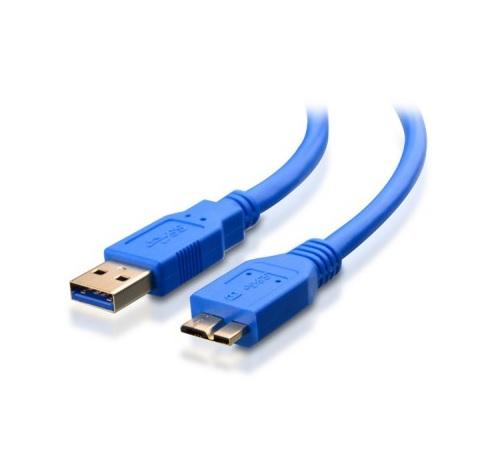 کابل هارد اکسترنال 30 سانتی USB 3