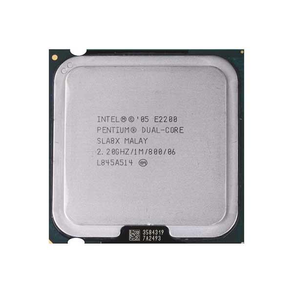 پردازنده مرکزی اینتل سری Core مدل E2200