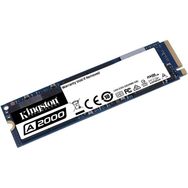 اس اس دی M.2 كینگستون مدل A2000 NVMe PCIe ظرفیت 1 ترابایت