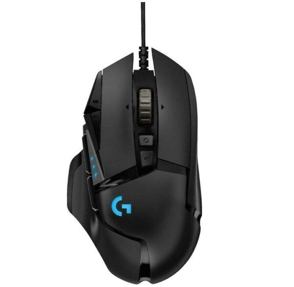 Logitech G502 Hero Play Advanced Gaming Mouse