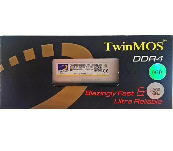 TwinMOS DDR4 8GB 3200MHz